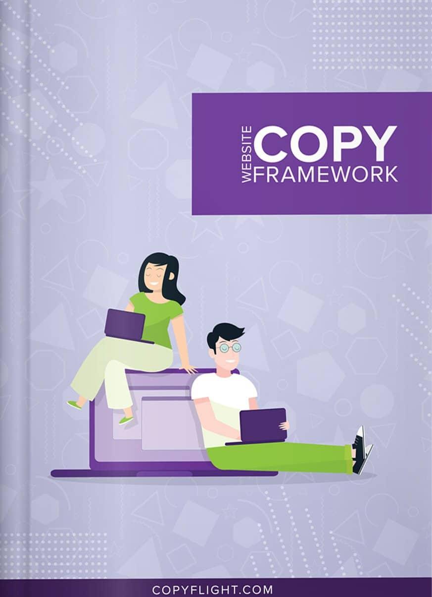 Website copy framework
