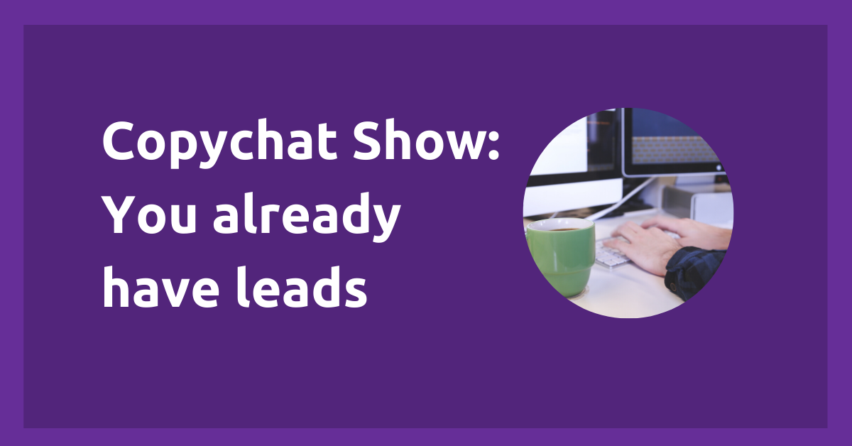 Featured Image: Copychat already have leads