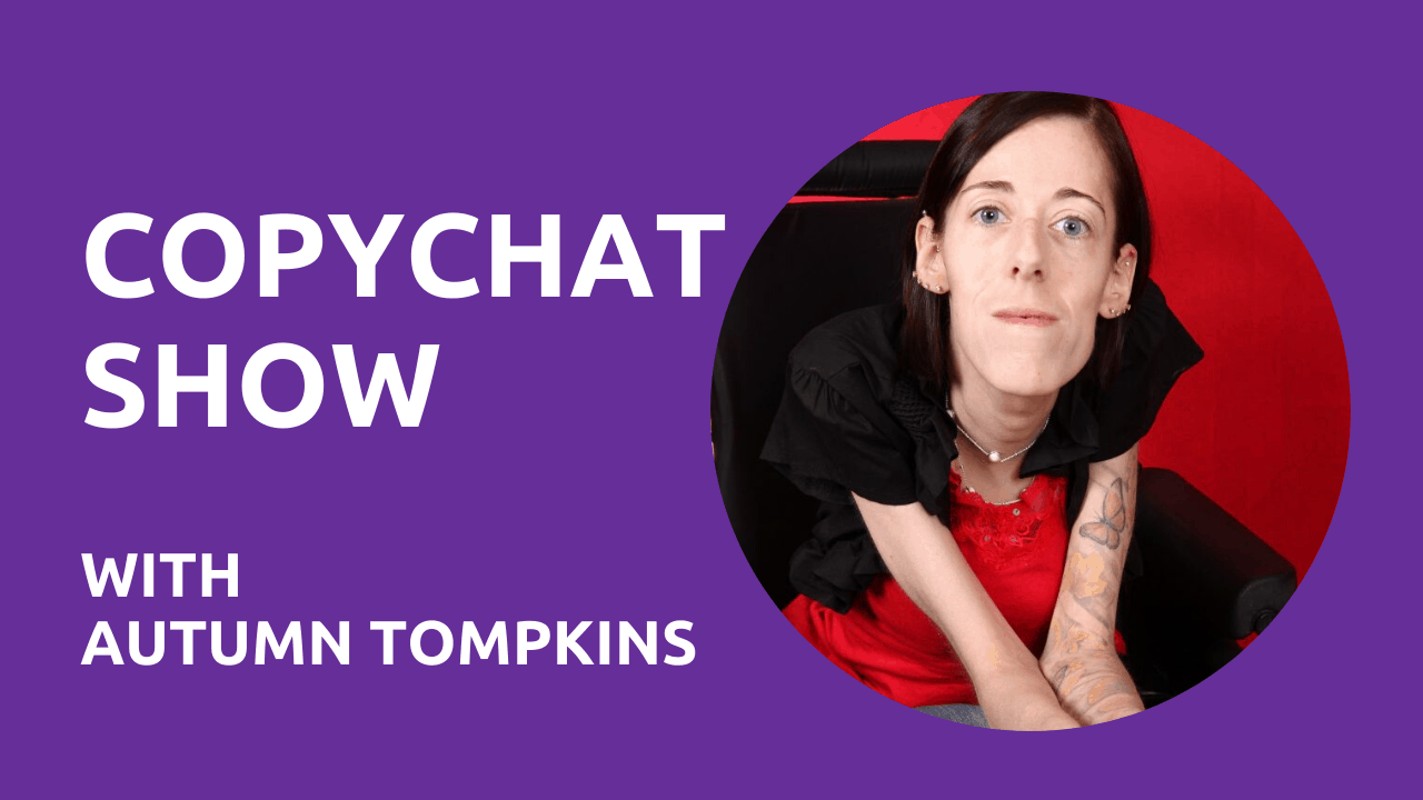 Copychat show Autumn Thompkins