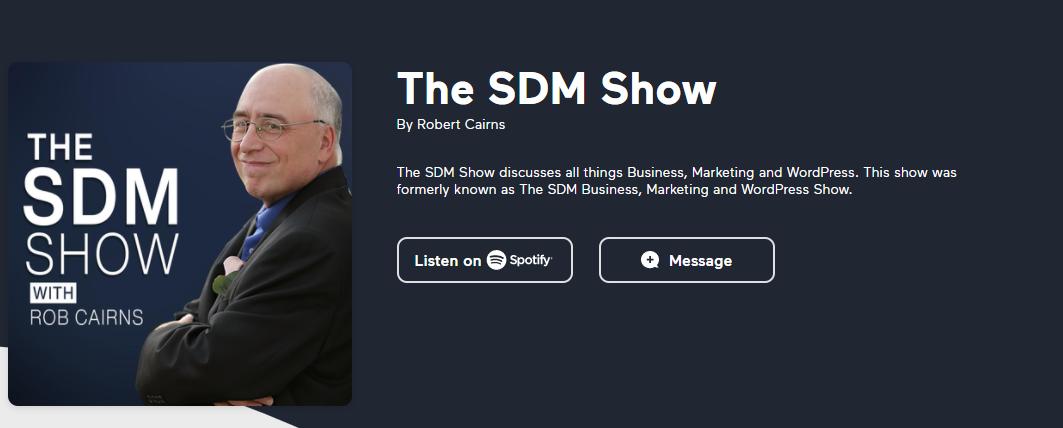 sdm show